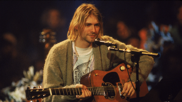 Rare '80s Nirvana demos surface online