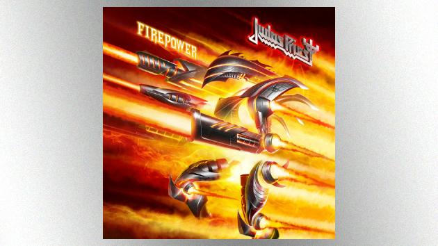 Judas Priest's new album,