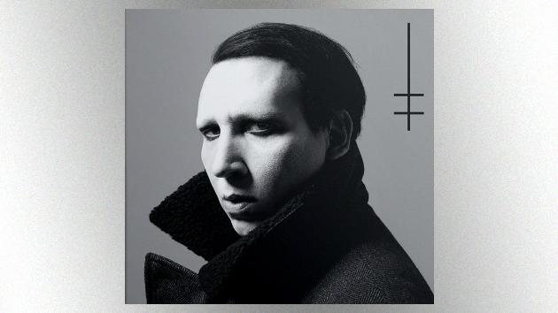Marilyn Manson teases new music video