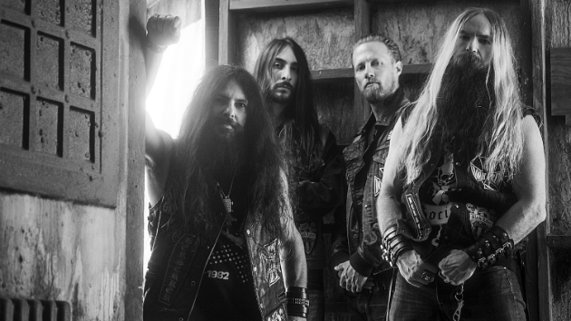Black Label Society drops sludgy new track