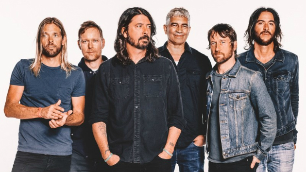 Foo Fighters launching pop-up bars in Australia with signature beer