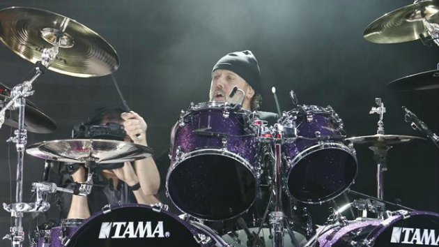 Metallica's Lars Ulrich talks about relationship between punk and metal in clip from
