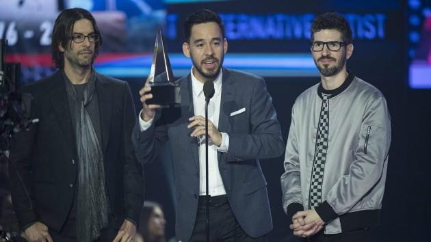What's Mike Shinoda teasing?