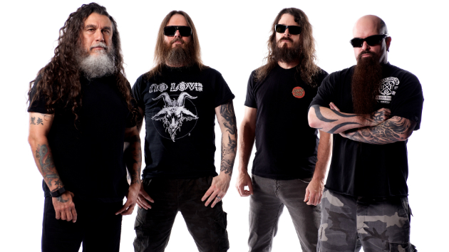 Slayer adds second North American leg to farewell tour