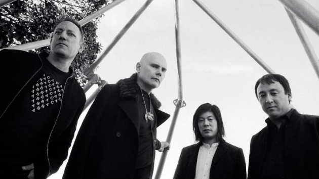 Smashing Pumpkins planning to release two new EPs, says Billy Corgan