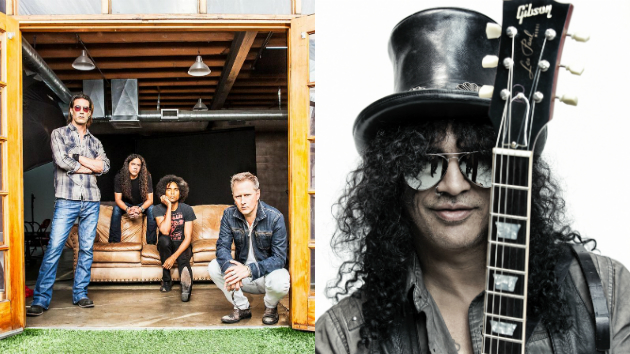 Alice in Chains, Slash & more playing 2018 Aftershock festival