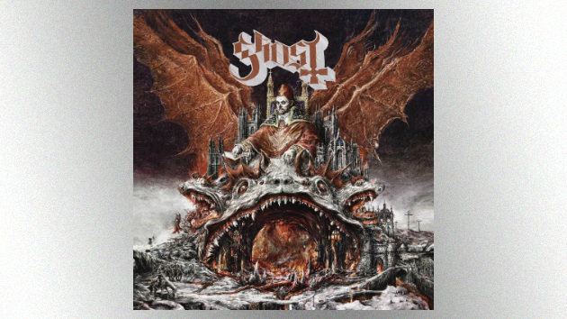 Ghost announces new album,