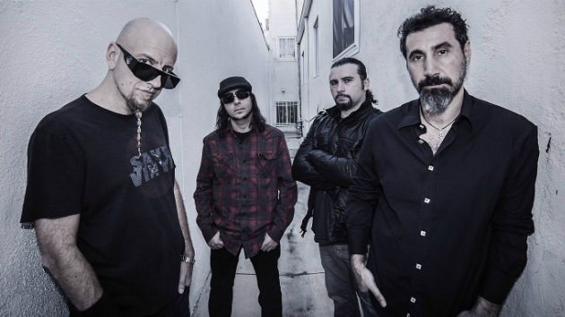 System of a Down schedules first US tour in three years