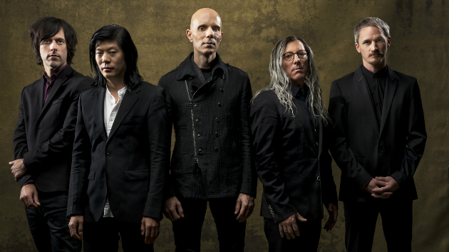Watch A Perfect Circle's 2-D hologram video for