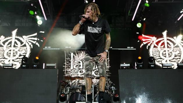 Lamb of God's Randy Blythe pays tribute to Slayer: the