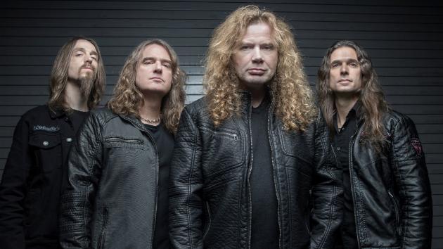 Megadeth shares remastered