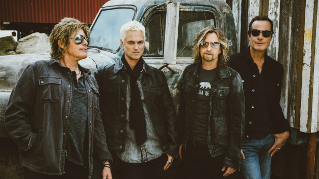 New Stone Temple Pilots singer Jeff Gutt wants to embody the